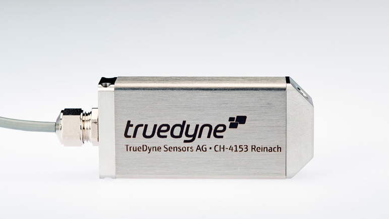 Density module of TrueDyne Sensors AG